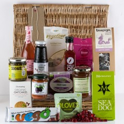 Vegan Gift Hamper - Healthy Vegetarian Treats Gift Hamper