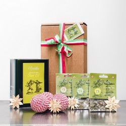 Festive Olive Pickings - the Alternative Christmas Healthy Hamper