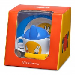 Miffy Three Piece Baby Mealtime Gift Set