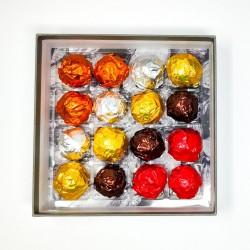 Triple Truffle - Ultimate Chocolate Gift Box (16 Truffles)