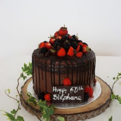 Vegan Celebration Cake