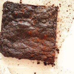 Vegan Brownie Squares