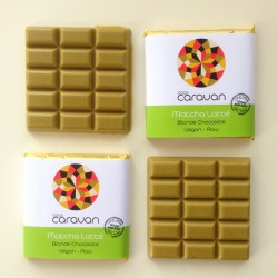 Vegan Blonde Raw Chocolate Selection (7 bars)