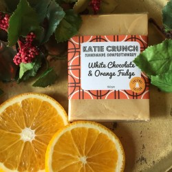 White Chocolate & Orange Fudge Multipack