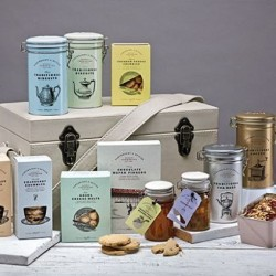 The Skipton Hamper - Tea, Coffee, Biscuits & more Gift Set