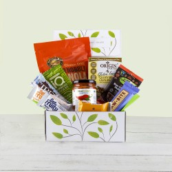 Gluten free gifts uk yumbles glorious gluten free natural hamper gift box negle Image collections