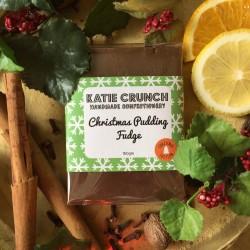 Christmas Pudding Fudge Multipack
