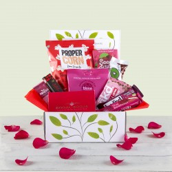 Vegan Love Chocolate and Snack Hamper Gift Box