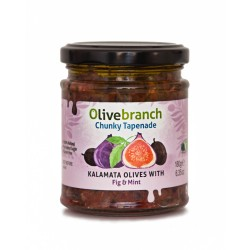 Chunky Olive Tapenade - Fig & Mint
