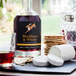 Blackberry Whisky