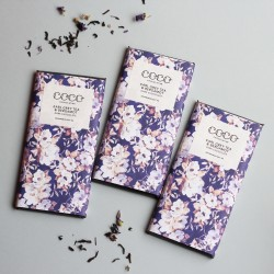 Artisan Earl Grey Tea & Bergamot Dark Chocolate Bars