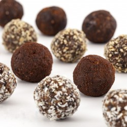 GoNuts! Vanilla Healthy Fruit & Nut Snack Balls