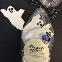 Vanilla Malloween Ghosts