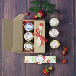 Gourmet Jam And Marmalade Taster Box