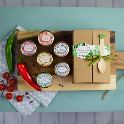 Gourmet Condiments Taster Box