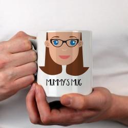Personalised Mum Gift Mug