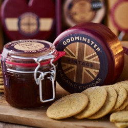 Cheese & Chutney Party Pack
