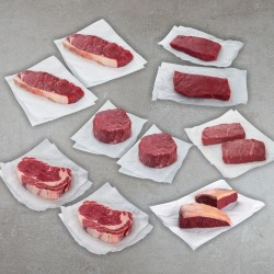 Monthly Steak Subscription Gift (3 or 6 month options)