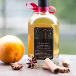 The Tale of Winter - Orange, Cinnamon & Winter Spice Gin