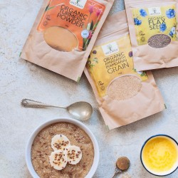 Organic Healthy Breakfast Kit