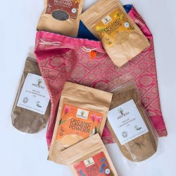 Organic Curry Range Gift Set