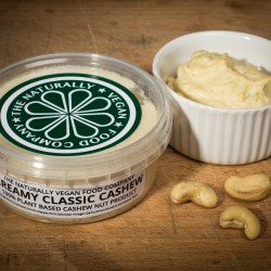 Creamy Classic Cashew Vegan Cheese Spread (3 Pack)