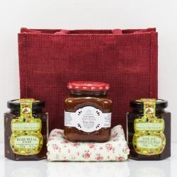 Rose Jam & Jelly Hamper from Natures Hampers
