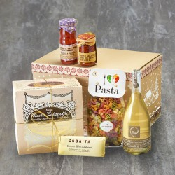 Italian Vegetarian Christmas Hamper