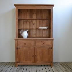 Chunky Solid Wood Dresser Sideboard