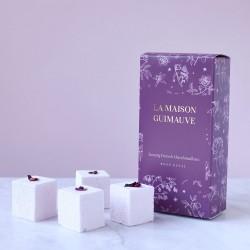Rose Petal Marshmallows