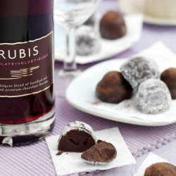 Luxury Chocolate Wine
