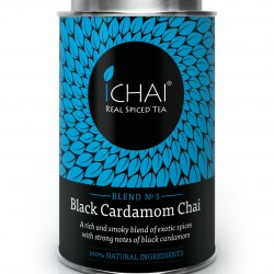 100% Natural Black Cardamom Chai (blend no.5) Caddy