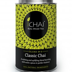 100% Natural Classic Chai (blend no.8) Caddy