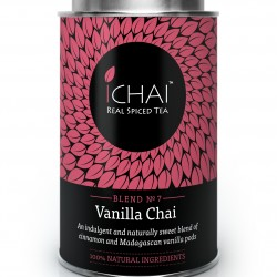 100% Natural Vanilla Chai (blend no.7) Caddy