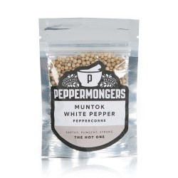Peppermongers Muntok White Pepper