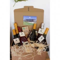 Mixed Case Of 6 Organic Wines (Made in Cornwall)