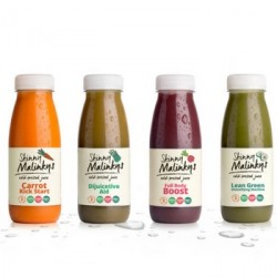 Restore 1 Day Raw Cold-Pressed Juice Cleanse