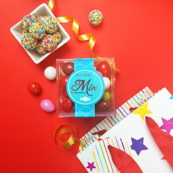 Celebration And Bubbly Chocolate Gift Set. Gluten Free