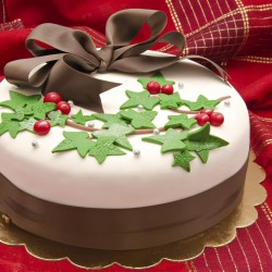 Christmas Jamaican Rum Fruit Cake