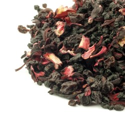 Delicious Berry Herbal Tea
