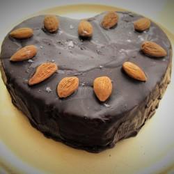 Do You Give a Fig Cake - Raw Alternative Christmas Cake