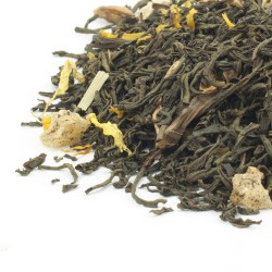 Ginger And Lemon Ceylon Black Tea