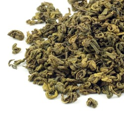 Gunpowder Green Mint Tea