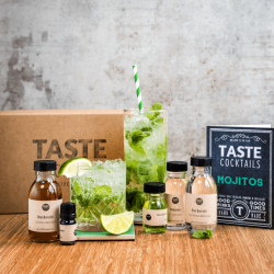 The TASTE cocktails Mojitos Kit