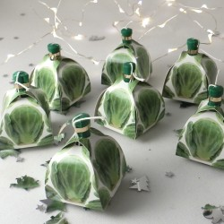 Christmas Sprouts Party Poppers Table Decorations