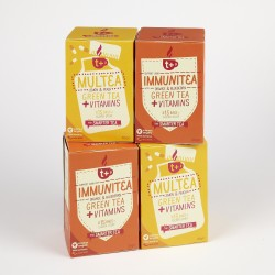 t + Winter Defence Bundle - vitamin enriched tea