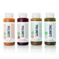 The Training Pack - Weekly Raw Cold-Pressed Juice Cleanse