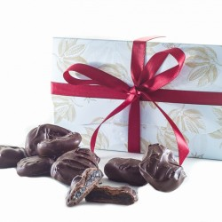 Raw Chocolate Covered Apricots Gift Box