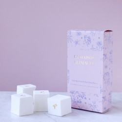 Elderflower and Champagne Marshmallows