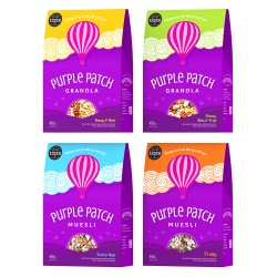 Purple Patch Cereals - Selection Pack